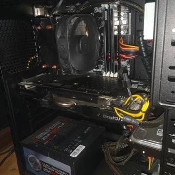 Komputer do gier, intel I7, 16gbRAM, dysk ssd