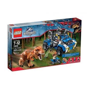 LEGO 75918 Jurassic World Tropiciel tyranozaura