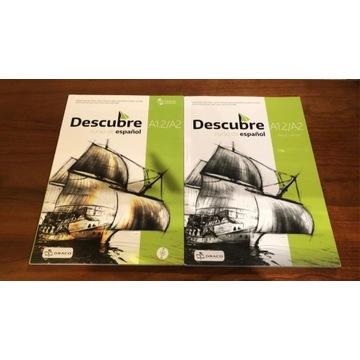 Descubre A 1.2/A2 podręcznik+ćwiczenia