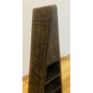 Szafka orientalna, piramida. Wys. 80 cm