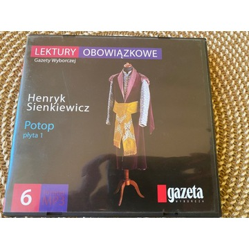 POTOP cz 1 i 2 audiobook