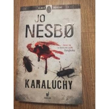 Książka Jo Nesbo Karaluchy