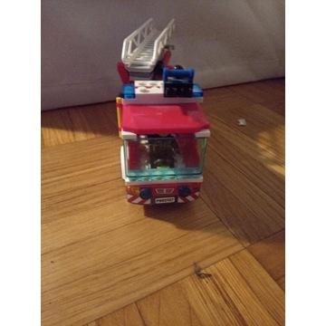 Strażacki samochód LEGO