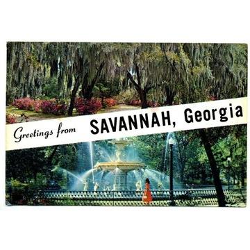 SAVANNAH, Georgia  USA