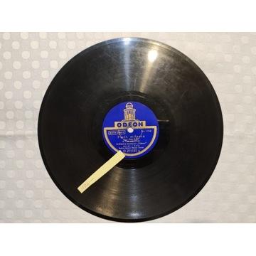 Płyta szelakowa ODEON Pieśń miłosna Rose Marie