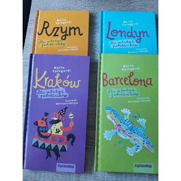 Książki dla młodych podróżników