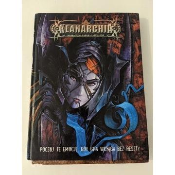 Klanarchia podręcznik RPG