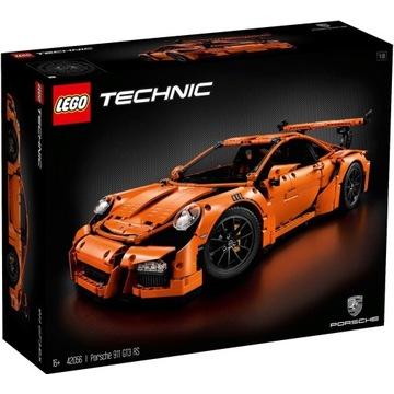 LEGO Technic 42056 Porsche 911 GT3 RS! Bez cen min