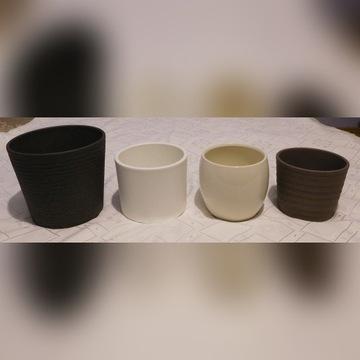 Osłonki ceramiczne Doniczki ceramiczne
