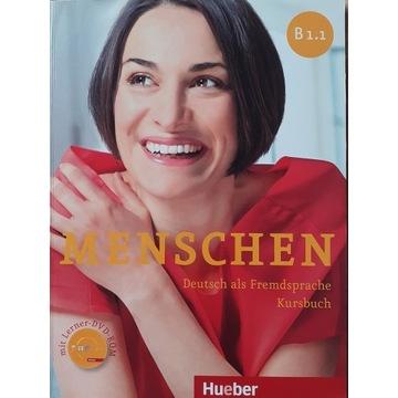 Podręcznik Kursbuch Menschen B1.1. niemiecki