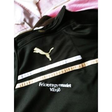 Bluza meska czarna Puma XL stojka