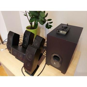 Komplet głośników Logitech X-540