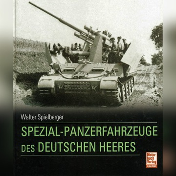 Spezial Panzerfahrzeuge Motor Buch Verlag