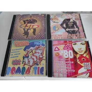 Płyty CD muzyka różna