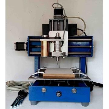 Frezarka grawerka CNC