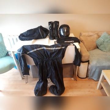 komplet ubrań do motocykla turystycznego