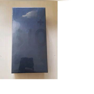 Nowy Smartfon Samsung Galaxy S10+ czarny 512 GB