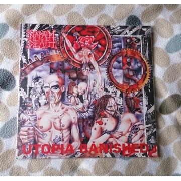 Napalm Death- Utopia Banished LP+ gitarka gratis