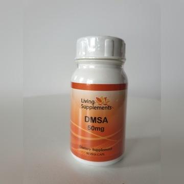 DMSA 50 mg chelator 90 kaps - chelatacja ORYGINAŁ