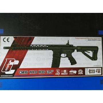Replika karabinku G&G CM16 M4 karabin