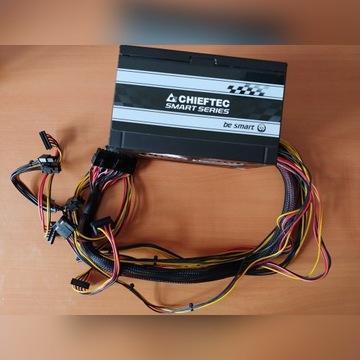 Zasilacz CHIEFTEC GPS-600A8 600W