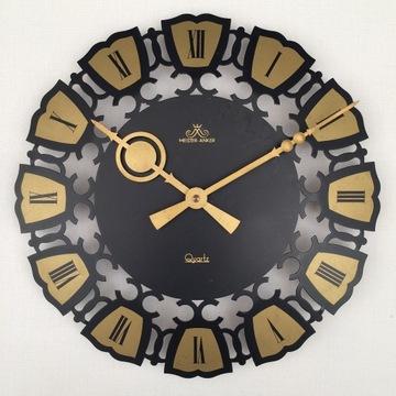 MEISTER-ANKER | zegar ścienny, lata 80. | PRL DDR