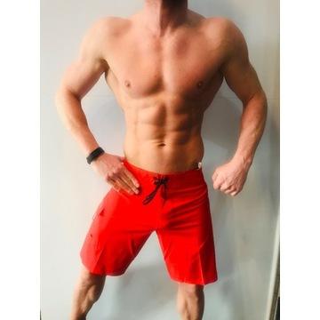 Shorty fitness plażowe Spodenki billabong NOWE