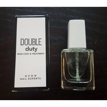 Avon Double duty baza i odżywka 2w1 do paznokci