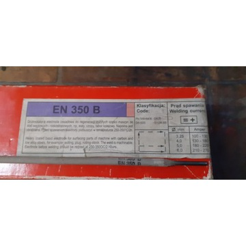 Elektroda spawalnicza EN-350B/3,5