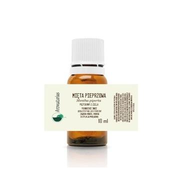 Mięta pieprzowa 100% czysty olejek eteryczny