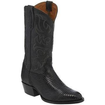 Nacogdoches Black cowboy boots 10 1/2 D