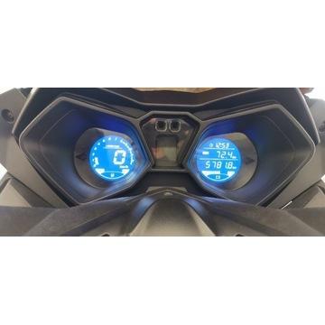 Skuter Barton 125cc