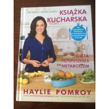 Książka Dieta przyspieszająca metabolizm  POMROY