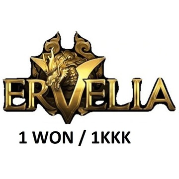 Metin2 Ervelia.pl YANG 1kkk 1WON OD RĘKI Ervelia