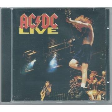 AC/DC - Live - CD 1992 Germany ACDC Unikat