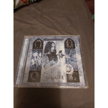 CLOSTERKELLER Graphite CD METAL MIND 1999