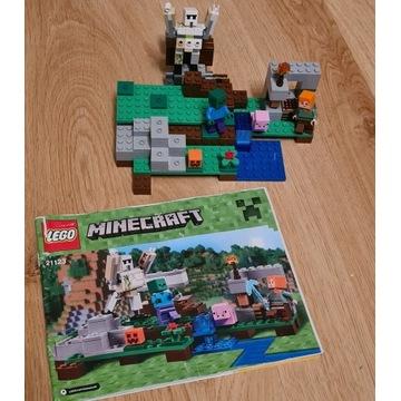 LEGO MINECRAFT 21123 ŻELAZNY GOLEM
