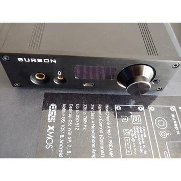 Burson Playmate USB DAC + AMP V6 Classic + Vivid