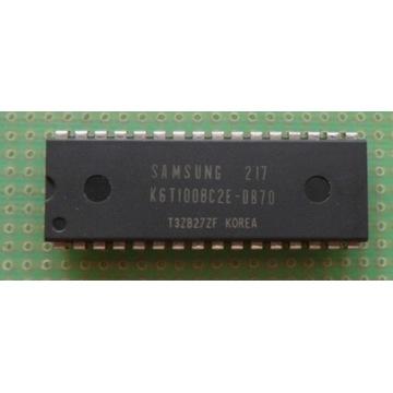 K6T1008 = KM681000 1Mbit CMOS static RAM Low Power