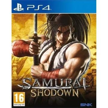 Samurai Shodown PS4 NOWA FOLIA