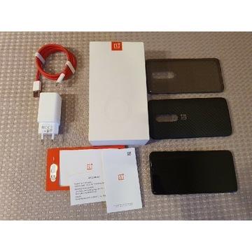 Idealny Oneplus 6 wersja 8GB/128GB. Komplet.