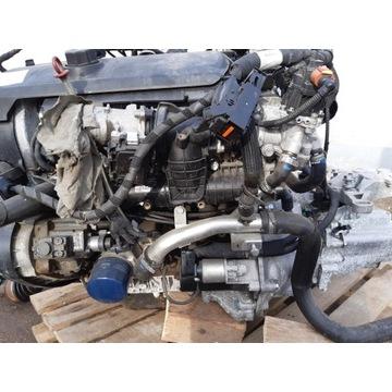 Silnik Fiat Ducato  2.3  Euro 6 130KM F1AGL411D