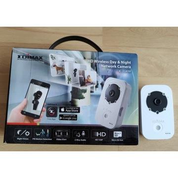Kamera IP 720p IR sensor Edimax IC-3140W