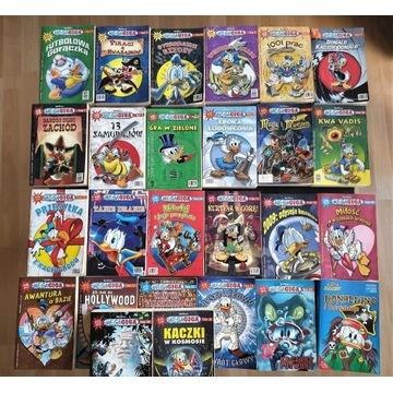 Kolekcja Mega Giga - 23 tomów + 3 gratis!