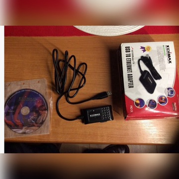 Karta sieciowa Edimax EU-4206 Fast Ethernet USB