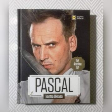 """Książka """"Pascal kontra Okrasa"""" - Lidl"""