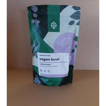 NATURAL MOJO vegan bowl vanilla lavender