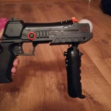 PS3 PS4 Killzone 3PL Karabin Move Kamerka PS3 Navi