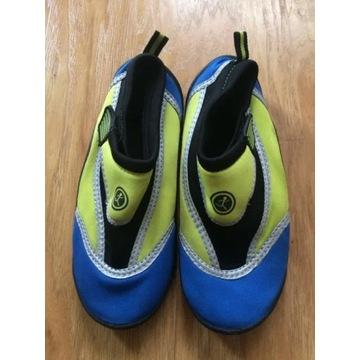 Buty do wody rozmiar 34 wkl. 22 cm j.nowe