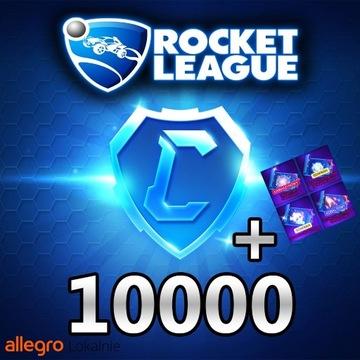 ROCKET LEAGUE 10000 KREDYTY/CREDITS 10K [PC]